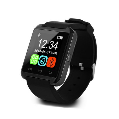 Часы Smart Watch U8 Black