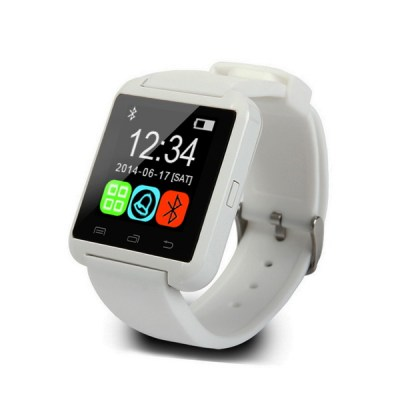Часы Smart Watch U8 White