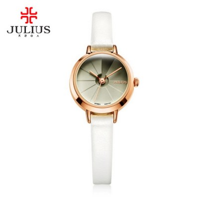Женские часы Julius Korea Fancy White