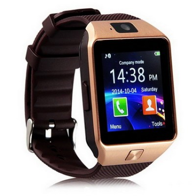 Смарт часы Touch Screen DZ Brown