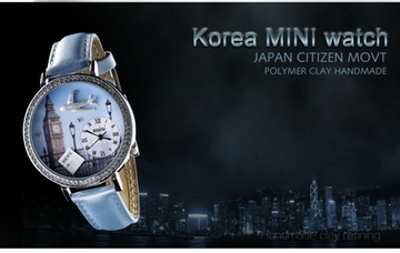 korea mini watch